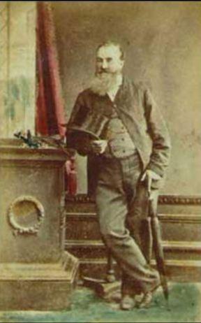 William Arnott.