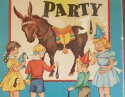 BIRTHDAY PARTIES OF THE PAST