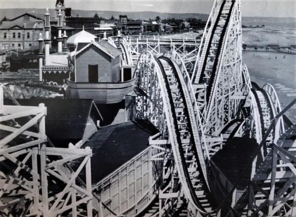 Noah's Ark, Luna Park, Glenelg.