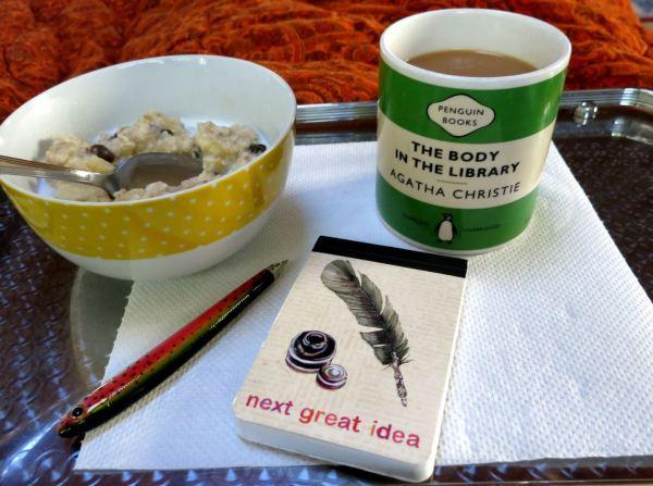 Porridge is good for the brain!