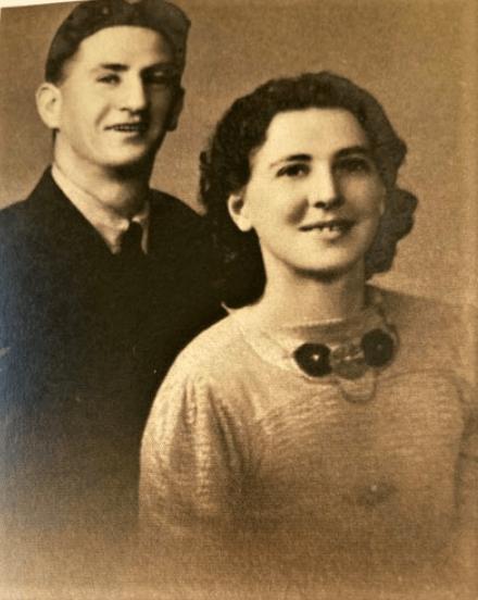 Cyril Deed and Philma Howard