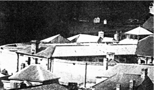 The Model Prison before the 1895 fire.