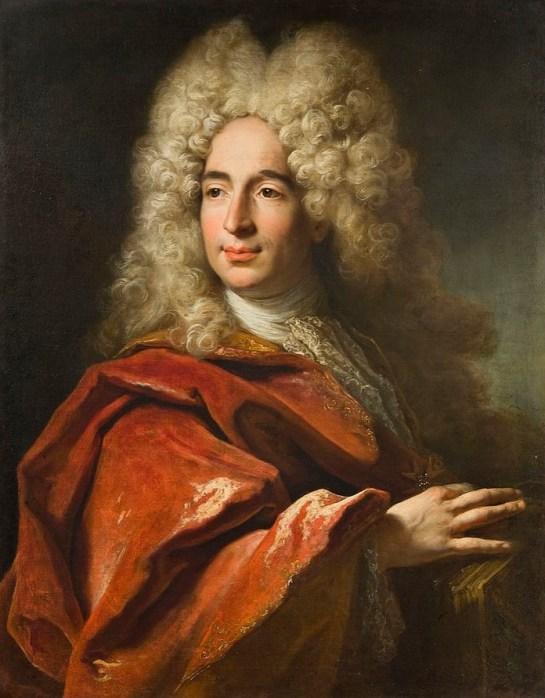 Largilliere portrait, similar to the one auctioned at Devonport.