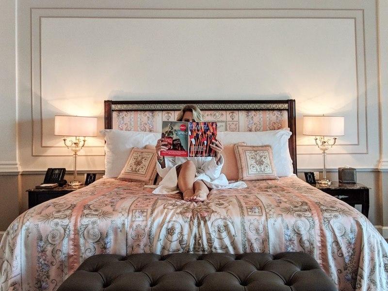 dubai bed travel