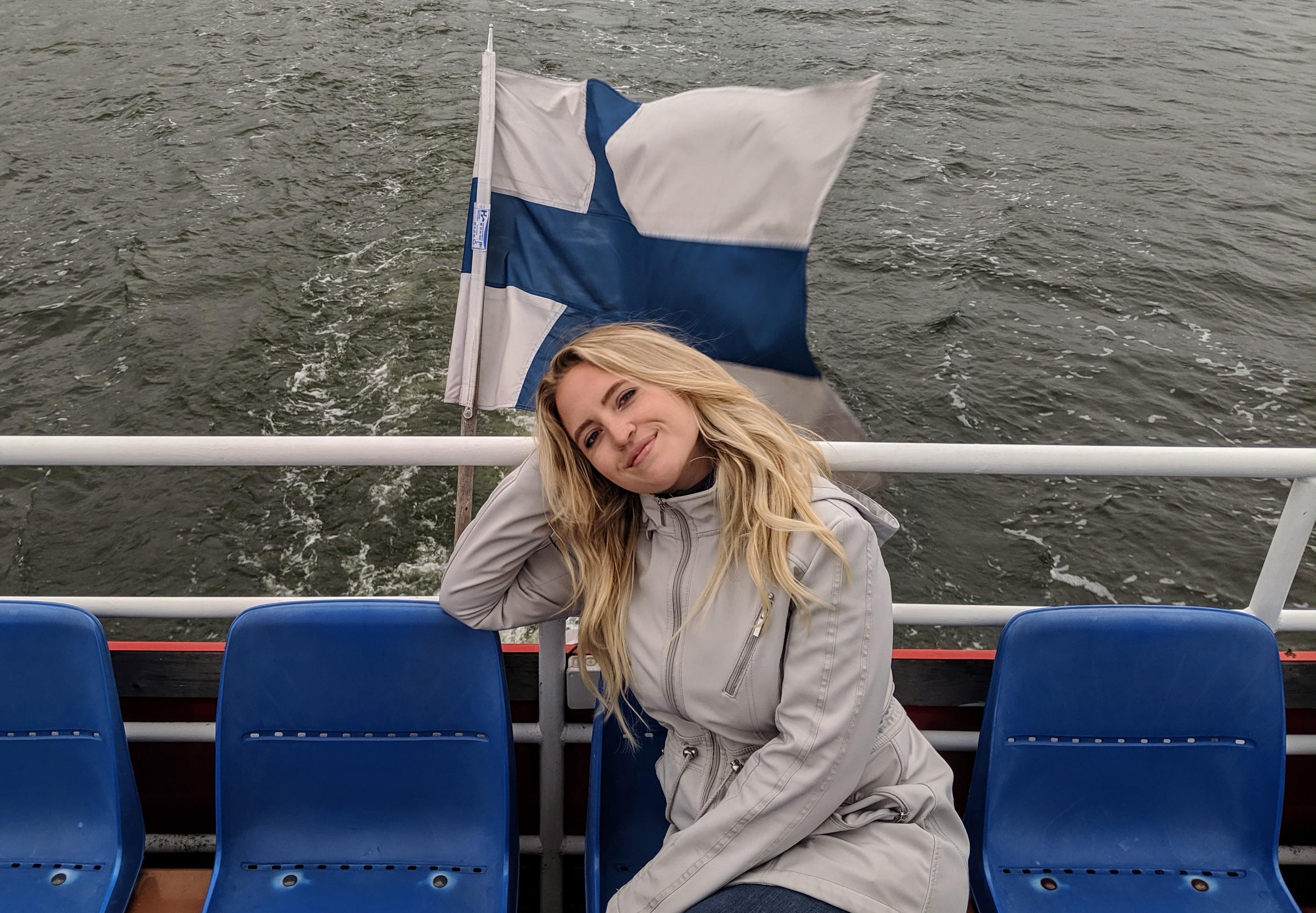 Helsinki, the Final Stop