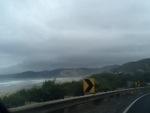 Driving into Apollo Bay