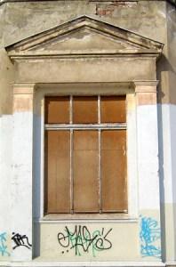 Fenster an der Ostseite