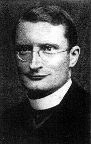 Pfarrer Albert Willimsky (1890-1940)