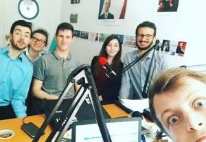 Pauline Perrier radio