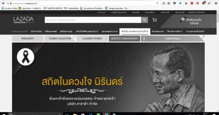 crémation du roi Thaïlande