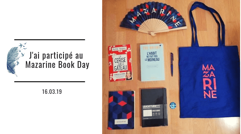 Mazarine Book Day