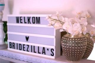Welkom Bridezilla's
