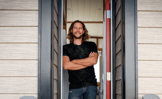 Living Big In A Tiny House An Interview With Bryce