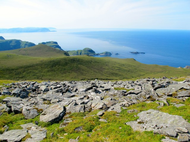 West Coast of Norway is stunning - panorma view