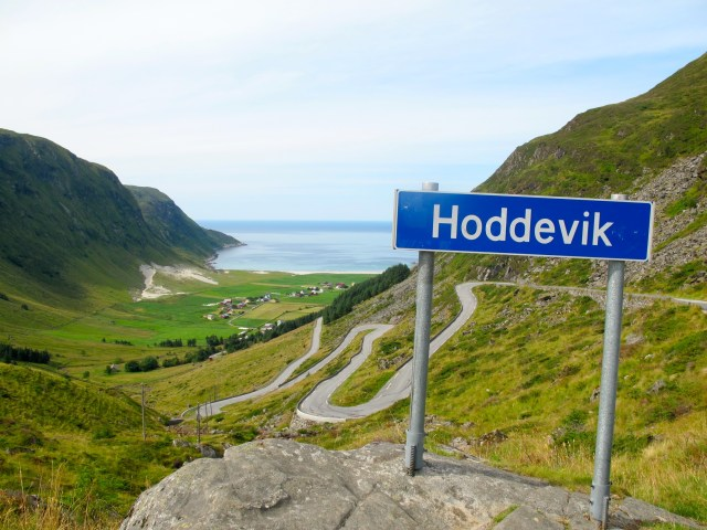West Coast of Norway and the famous Hoddevik when it comes to surfing