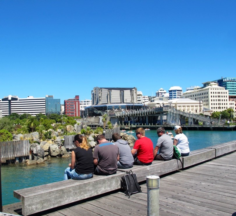 7 Great places to visit in New Zealand - Wellington
