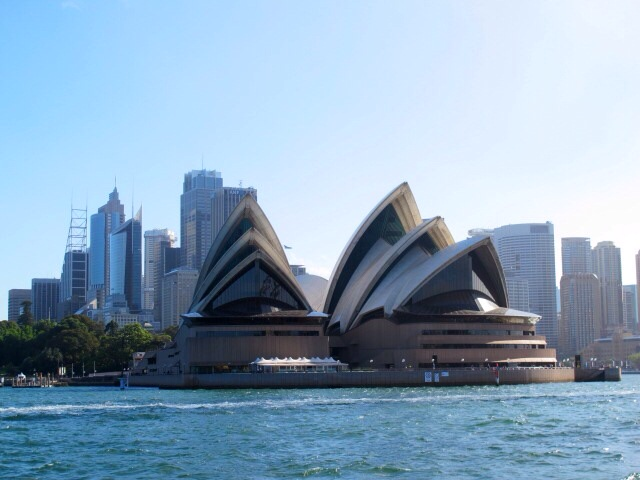 Sydney Opera House - One month in Australia - A Samle Itinerary with Sydney, Byron Bay & Airlie Beach