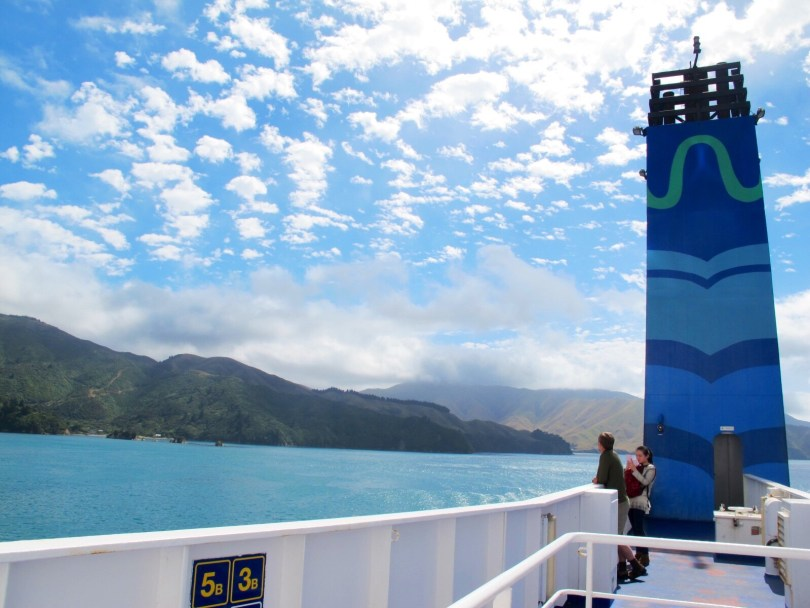 The ferry ride from Wellington to Picton was a genuine surprise of beautiful landscape. Maybe the best-kept secret of this New Zealand Itinerary.