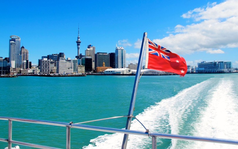 7 Great places to visit in New Zealand - Auckland City