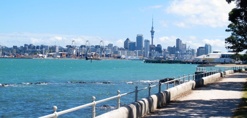 7 Great places to visit in New Zealand - Auckland