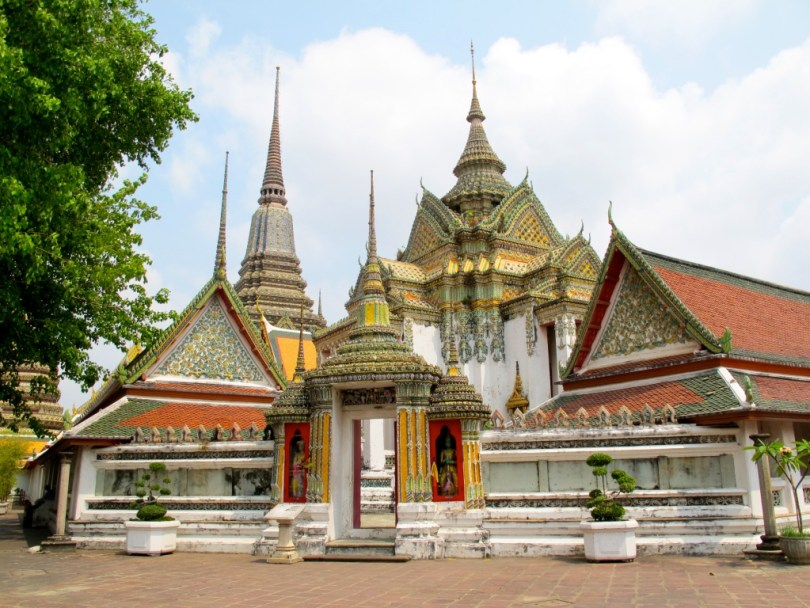 Wat Pho was 1 of the 10 Highlights from Bangkok City