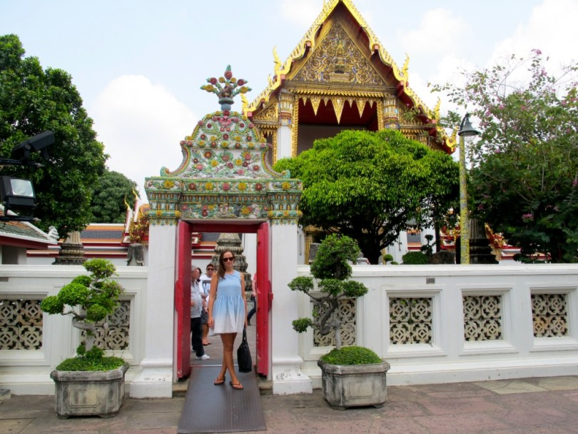 10 Highlights from Bangkok City one of them was Wat Pho
