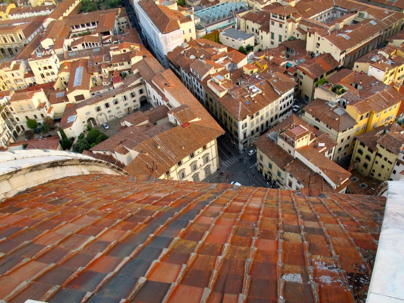 Dashing 48 Hours in Florence with Local Friends - Piazza del Dumo