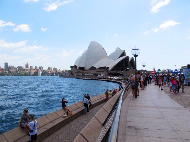 My first 10 days in Australia, the hard part of traveling