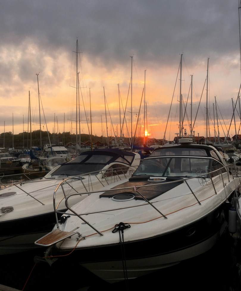 Sailing in Sweden's west coast - Pauline Travels