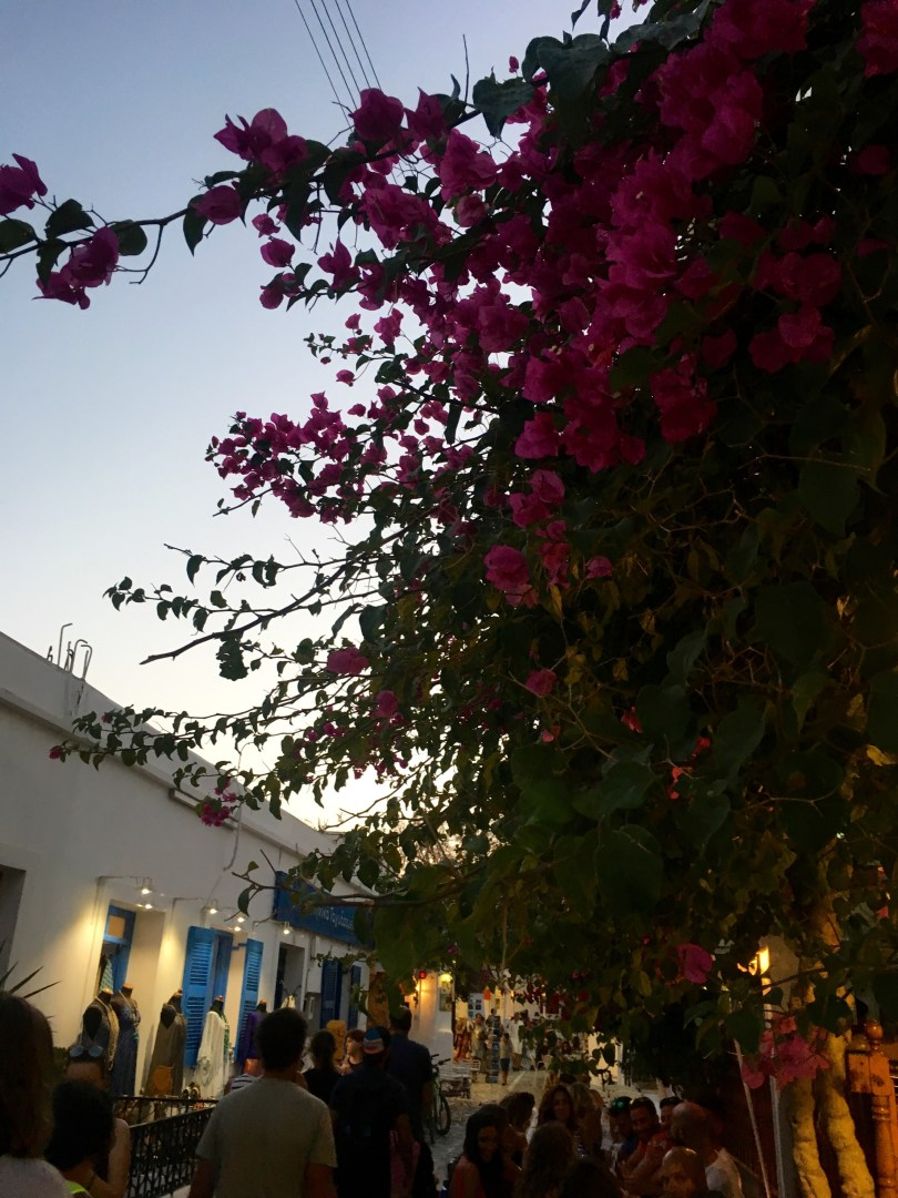 Antiparos the island of tranquility in Cyclades