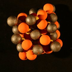 Copper Atom Diagram Surface Waves The Crystal Structure Of Chalcopyrite Paulingblog