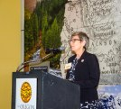 Lubchenco's talk was introduced by Dr. Cynthia Sagers, OSU's Vice President for Research.