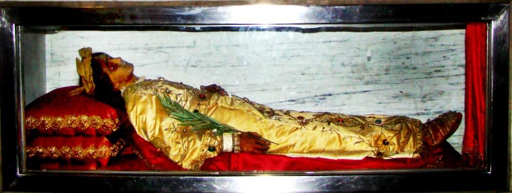 Santa Donata e Santa Cecília_ aos pés das virgens 1_Fotos  (4/6)