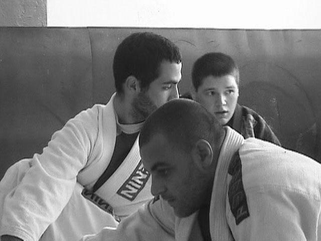 Jiu Jitsu Aquecimento  (3/3)