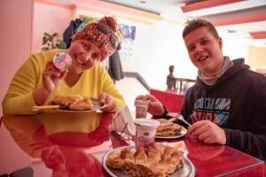 Burek i jogurt u Bitoli
