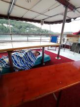 Spavanje na palubi