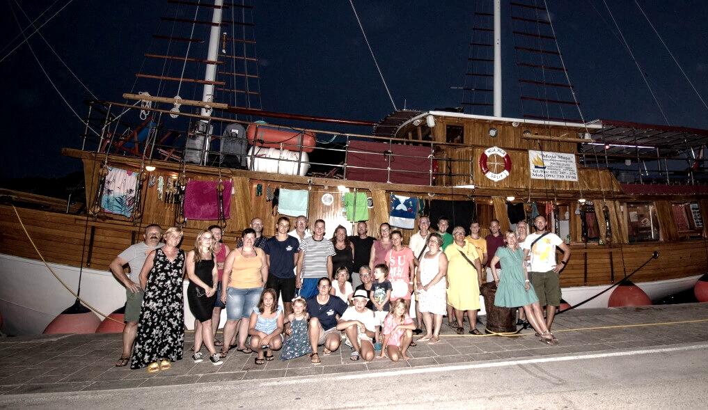 Sretan brod - klasa 24.-31.07.2021