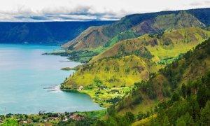 Danau Toba Dipercaya Adalah Hasil LetusanDanau Toba Dipercaya Adalah Hasil Letusan