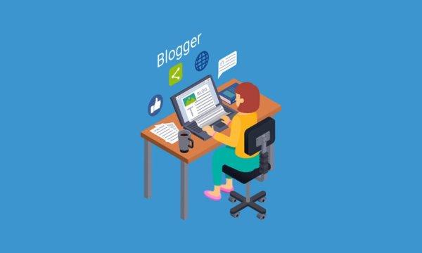 buat blog