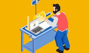 cara melaporkan blog copy paste