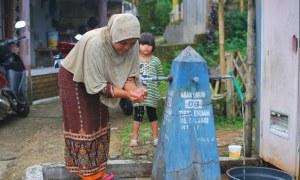 masalah sanitasi di Indonesia