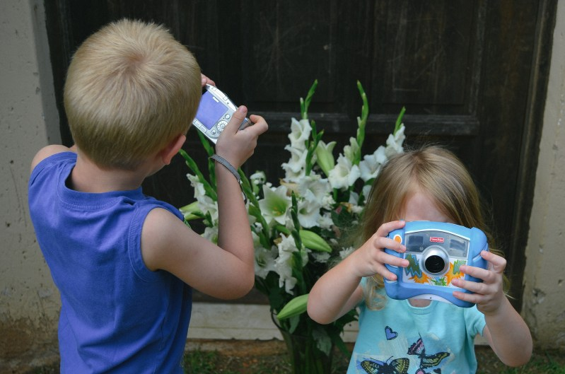 A little project: Stuff to teach our kids