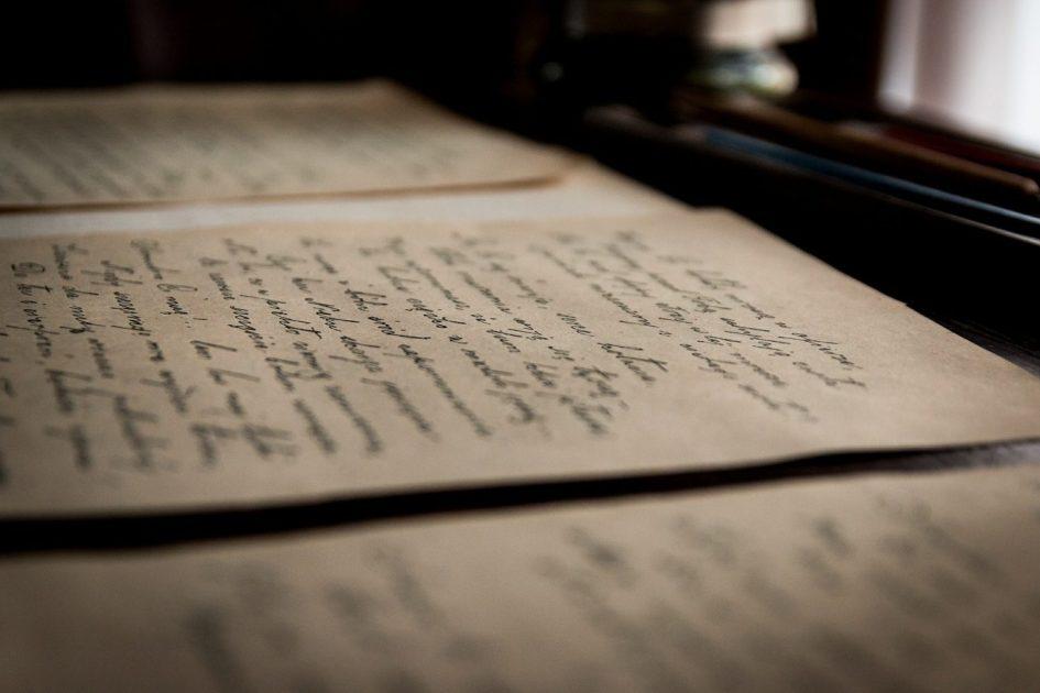 """""""... something as wondrous as writing"""""""