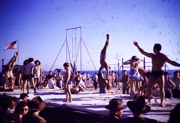 Santa Monica Muscle Beach