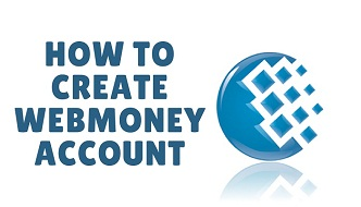 how to create webmoney account