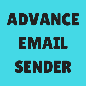 advance email extractor