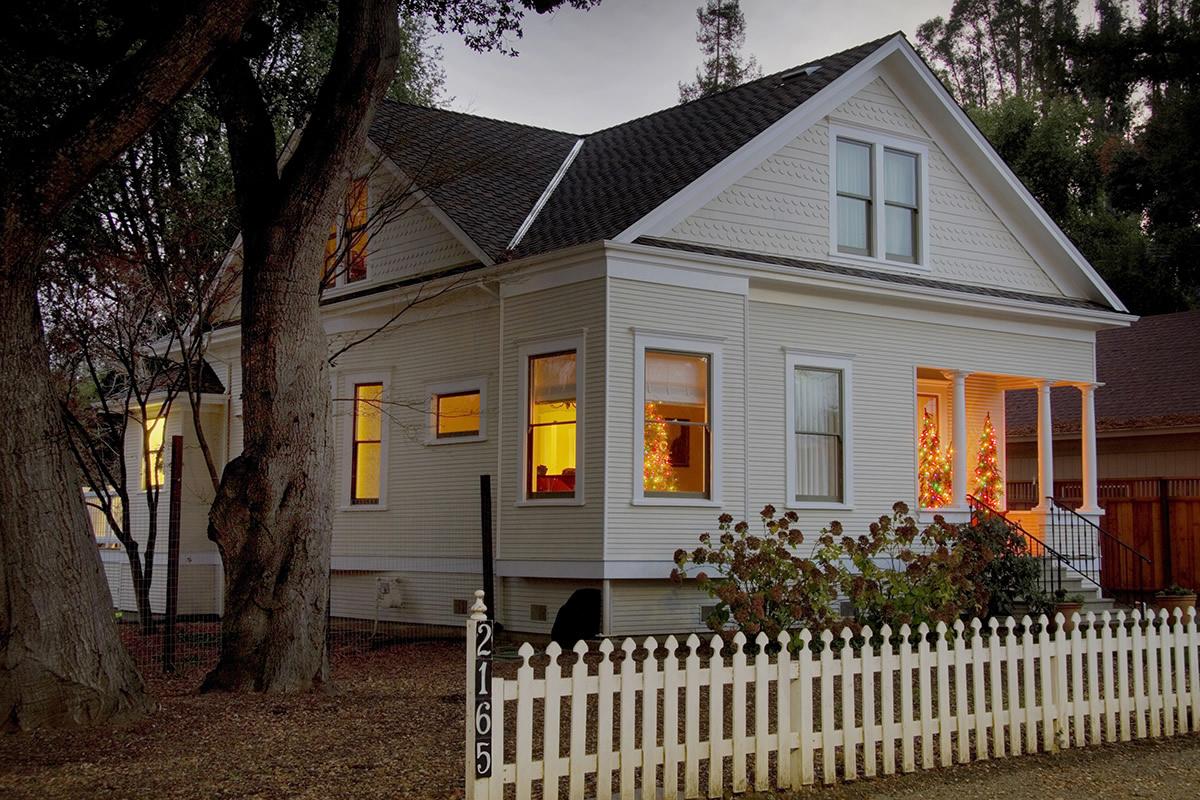 Napa Victorian Farmhouse Remodel  Paul Kelley Architecture