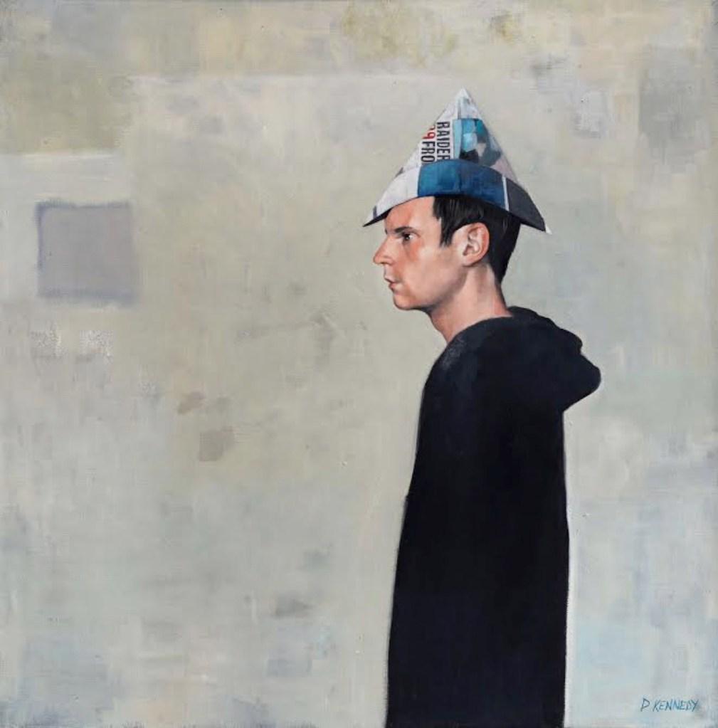 Thinking Cap, 32x32
