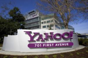 No Reason to Yahoo Behind This Sign