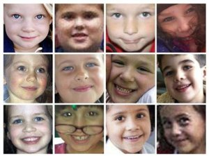 12 of 26 faces lost on December 14, 2012